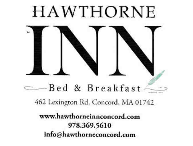 Hawthorne Inn Bed & Breakfast, Concord, MA  (One night stay with breakfast, for two) - Photo 1