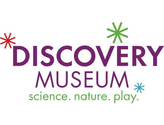 Discovery Museum, Acton, MA (Admission for up to four people)