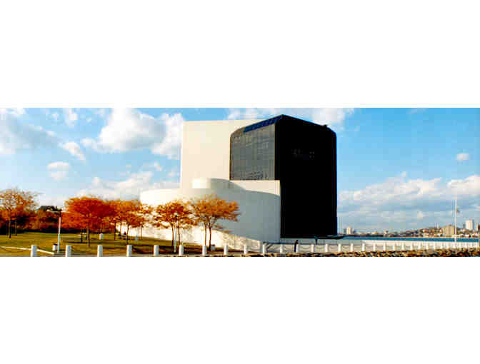 Two Guest Passes to the JFK Presidential Library & Museum
