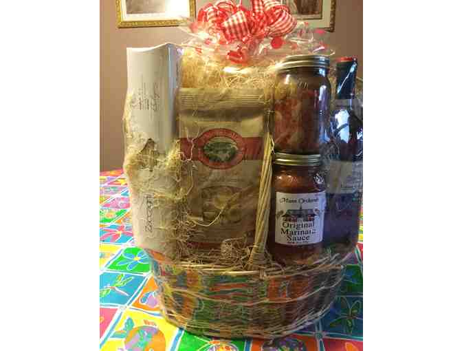 Assorted Food Gift Basket from Mann Orchards - Photo 1
