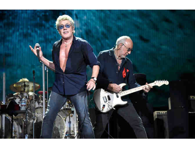 2 Tickets to see The Who at Fenway Park on September 13, 2019
