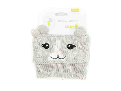 Ladies Cat Boot Toppers and Socks