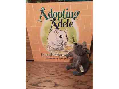 Adele the Rat, Book & Toy