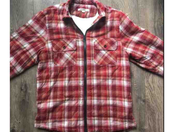 Store 68 Sherpa-lined Shirt Jacket - Men's 2XL - Photo 1