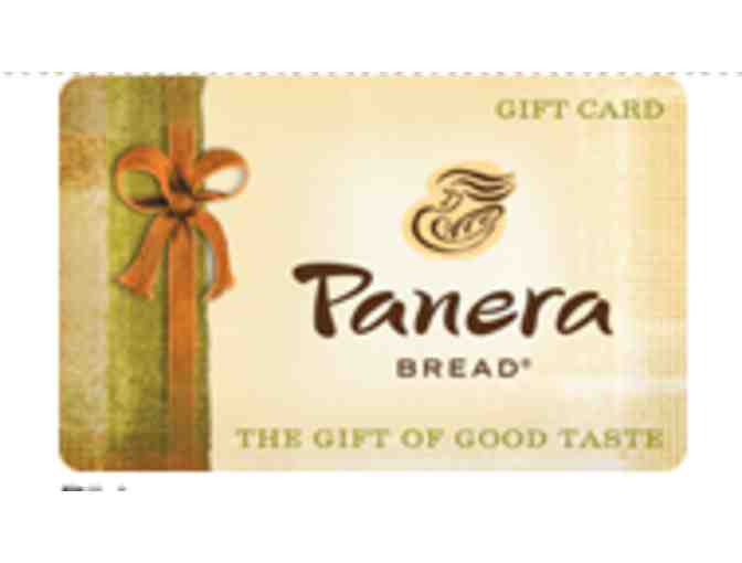 $25 Panera Gift Card - Photo 1
