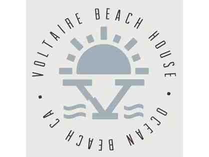 $20 Gift Certificate to Voltaire Beach House