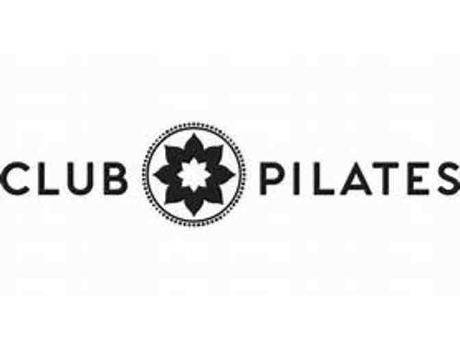 Club Pilates (1 Month Unlimited Classes + 3 Private)