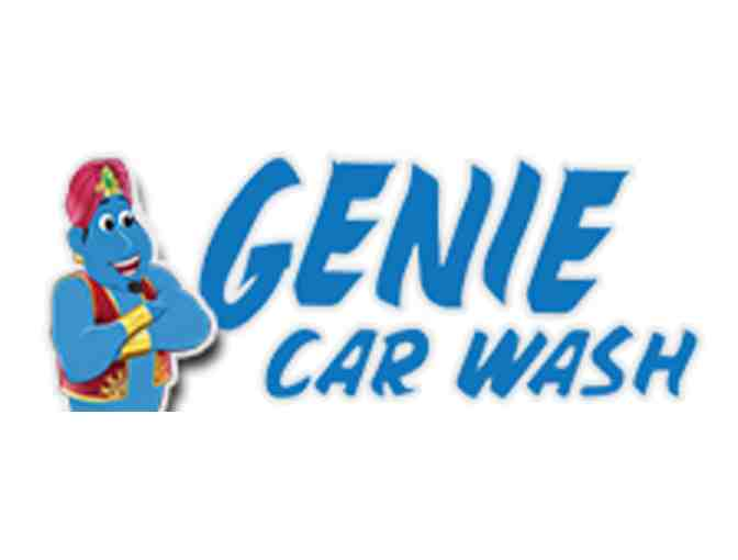 Genie Car Wash - 5 Full Service Car Washes