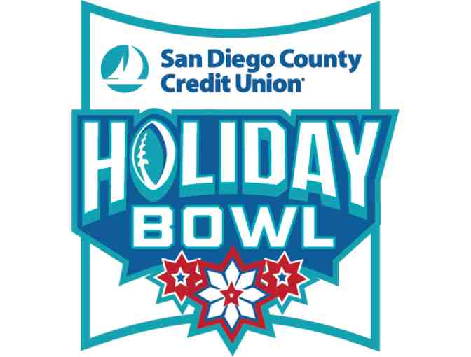 SDCCU Holiday Bowl - 4 tickets - Photo 1