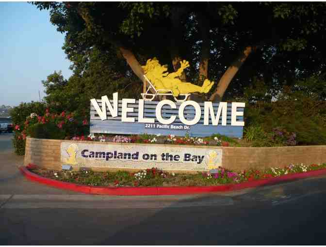 Campland on the Bay - 1 Free Night of Site Fees