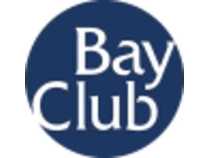Bay Club Carmel Valley - one month family membership