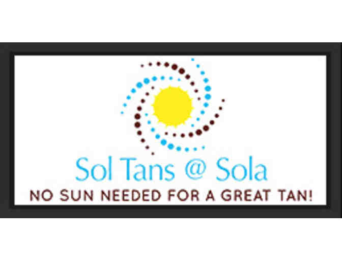 Sol Tans at Sola San Diego - $25 gift card