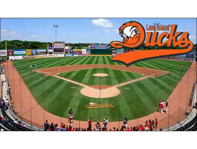 Long Island Ducks - 20 person Luxury Suite - Photo 1