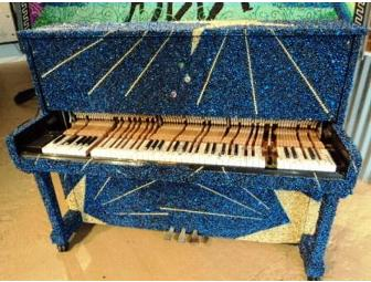 LOUISIANA LEGENDS ART PIANO