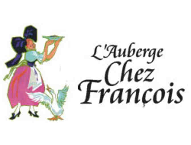 $200 Gift Certificate to L'Auberge Chez Francois - Photo 1