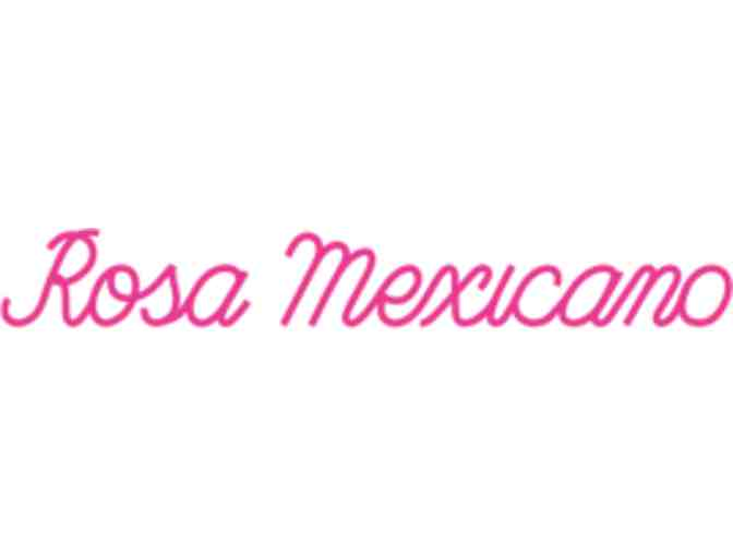 Rosa Mexicano $50 Gift Certificate - Photo 1