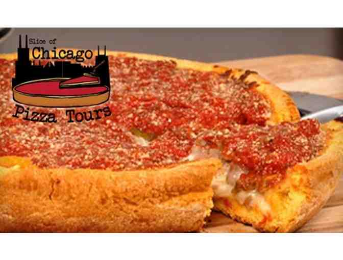 2 Gift Certificates for the Original Chicago Pizza Tour - Photo 2