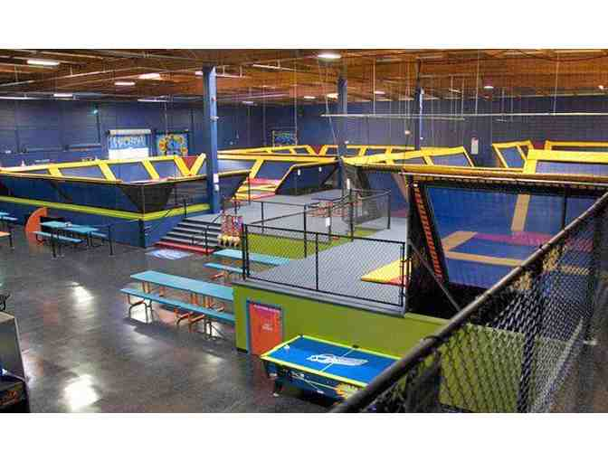 4 Jump Passes to Sky High Sports - Photo 1