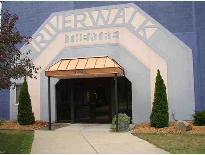 $25 Gift Certificate to Riverwalk Theatre - Photo 1
