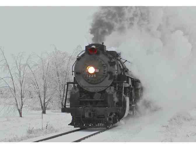 2 Coach Class Tickets for the North Pole Express - Photo 1