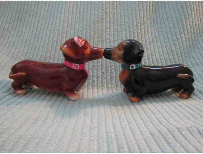 Dachshund Salt and Pepper Shaker