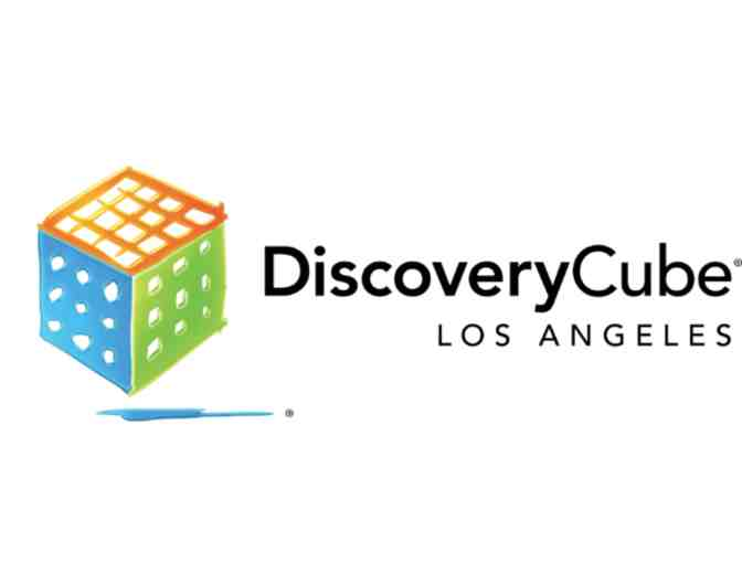 4 Tickets to the Discovery Cube