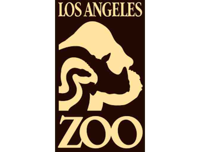LA Zoo - 2 Admission Tickets