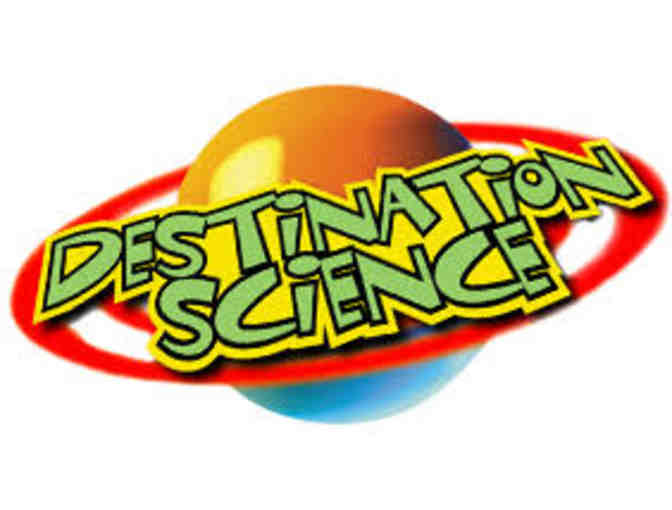 Destination Science - One Week of Summer Camp