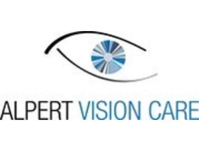 Alpert Vision Care - Free Eye Exam and $100 Towards a Pair of Glasses