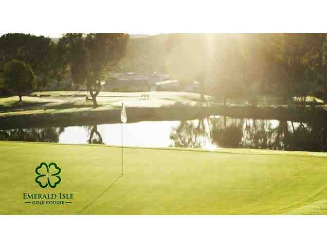Round of Golf for 2 Players - Emerald Isle Golf Course (2 of 2)