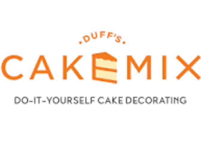 Cake Decorating Session for Two - Duff's Cakemix