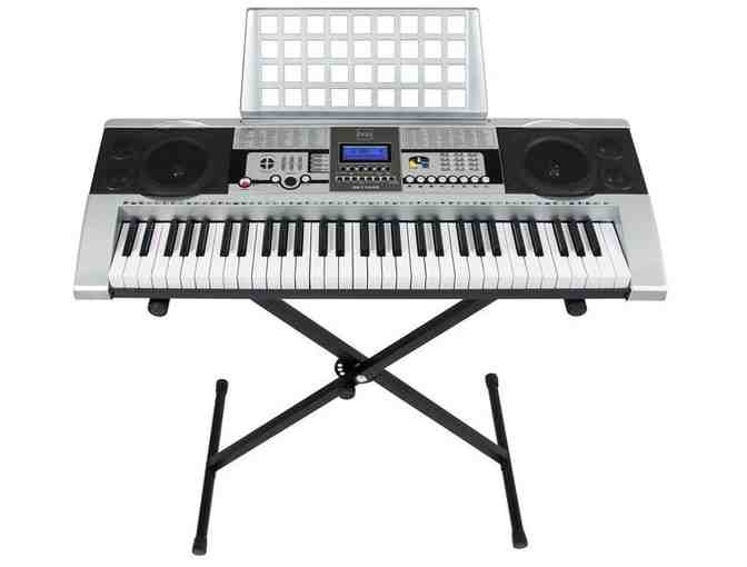 Best Choice Products-Brand new 61-key electronic keyboard with X stand - Photo 1