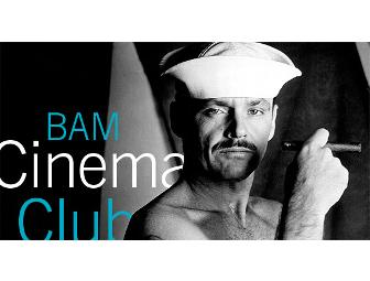 BAM Movie Buff II Membership
