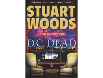 Name a Character in Stuart Woods's Next Novel