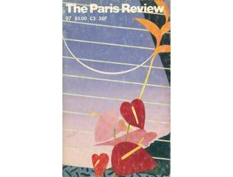 The Paris Review No. 97 - Signed by Mona Simpson