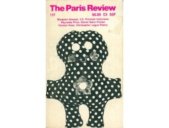 The Paris Review No. 117 - Signed by Jeffrey Eugenides