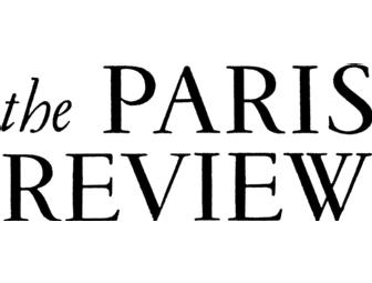 Pool at The Paris Review with editors Stephen Hiltner and Natalie Jacoby
