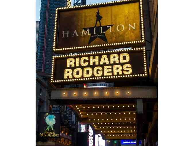2 Tickets to See Hamilton on Broadway - Photo 4