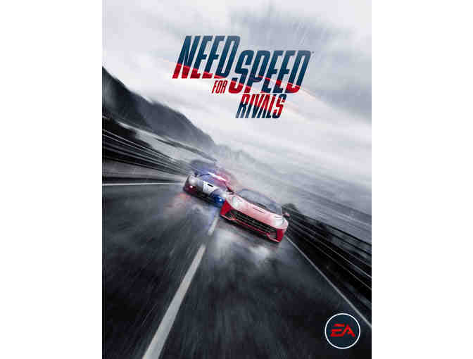 Madden NFL 25; NHL 14; Need for Speed Rivals