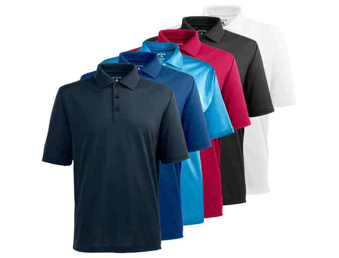 2 Men's Golf Polos - The Antigua Group, Inc.