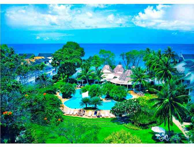 7 Nights Oceanfront Resort Accommodations at The Club, Barbados Resort & Spa!