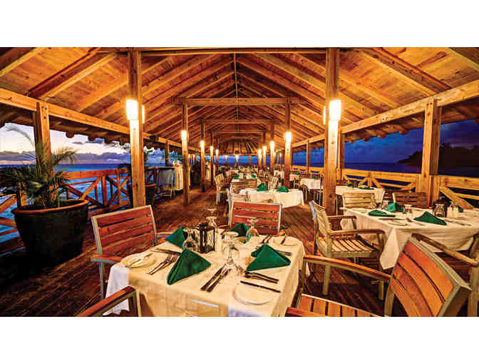 7 Nights Beachfront Resort Accommodations at St. James's Club Morgan Bay in St. Lucia!