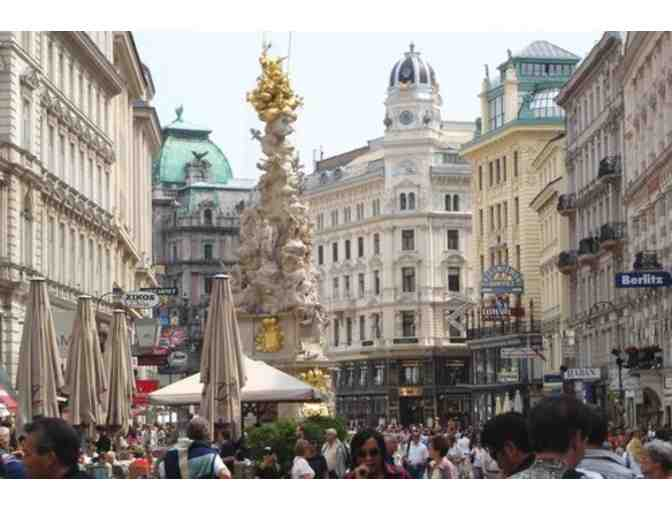 A Trip for Two to Vienna, Austria!