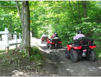 NEK Adventures - 2 Hour guided ATV tour for two! - Photo 2