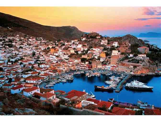 Hydra, Greece For Two