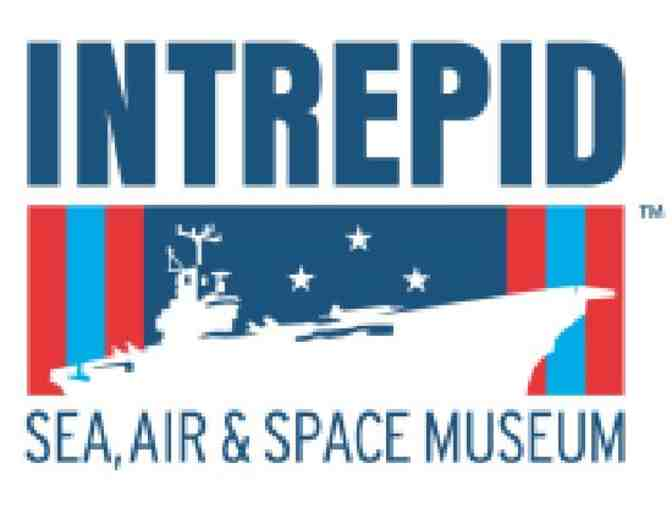 Admission Passes to The Intrepid Sea, Air & Space Museum