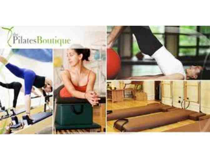 Two Private Pilates Sessions