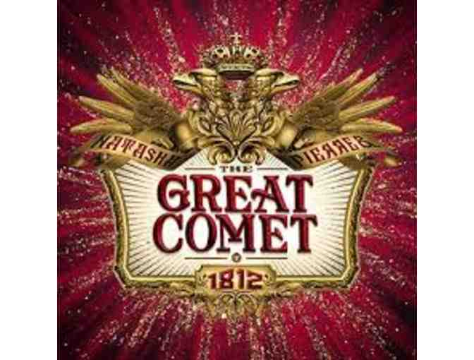 Great Comet on Broadway Collector's Earrings