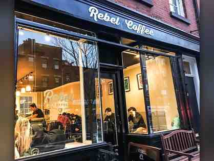 Rebel Coffee NYC $25 Gift Certificate