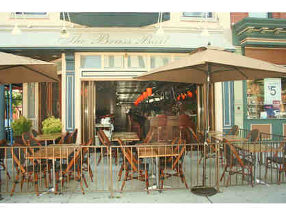 Brass Rail Restaurant in Hoboken, NJ $50 Gift Certificate